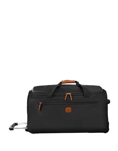 BricS X-Travel 28 Inch Rolling Duffle-BLACK-28