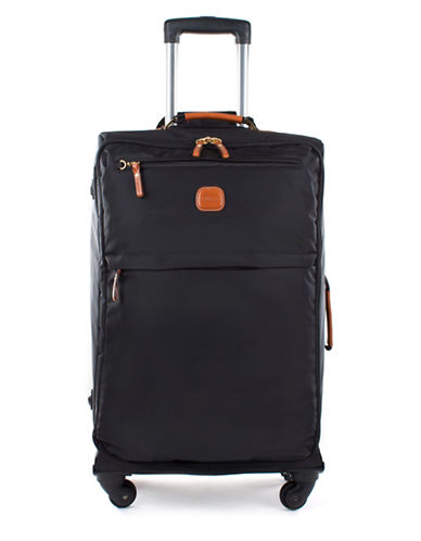 Bric'S X-Travel 25 Inch Spinner-BLACK-25