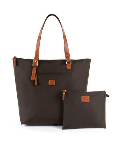 BricS X-Bag XL Sportina Tote-OLIVE-One Size