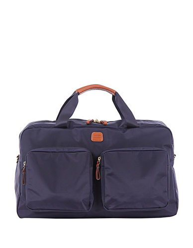 Bric'S X-Travel Boarding Duffle-NAVY-One Size