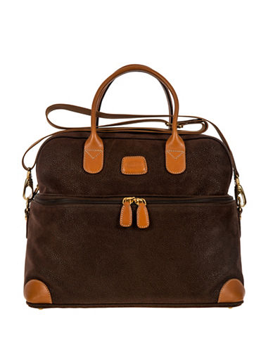 Bric'S Tuscan Cosmetic Tote-BROWN-One Size