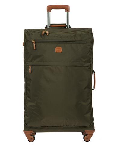 BricS XTravel 30-inch Spinner Suitcase-OLIVE-30