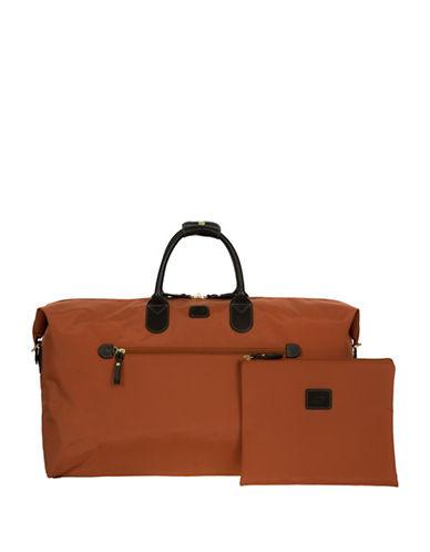BricS X-Travel Deluxe Duffle Bag-ORANGE-One Size