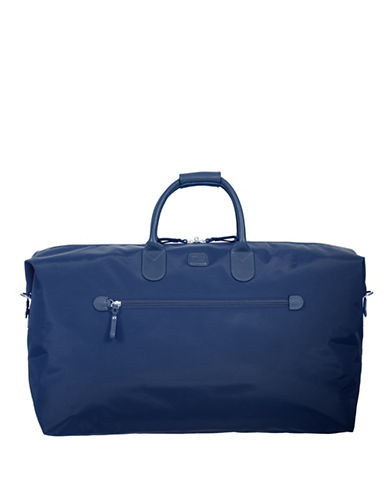 BricS X-Travel 22 - Inch Deluxe Duffle Bag-BLUE-22