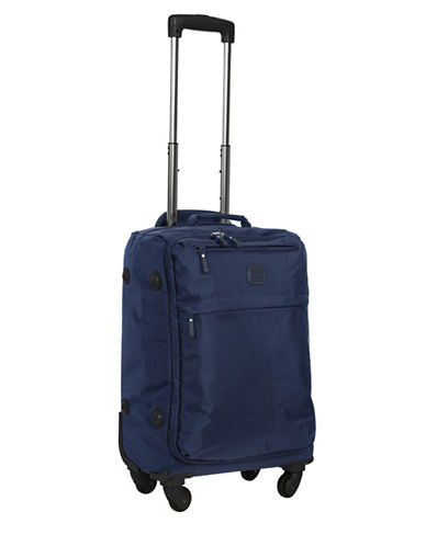 Bric'S X-Travel 21 - Inch Carry-On Spinner-BLUE-21