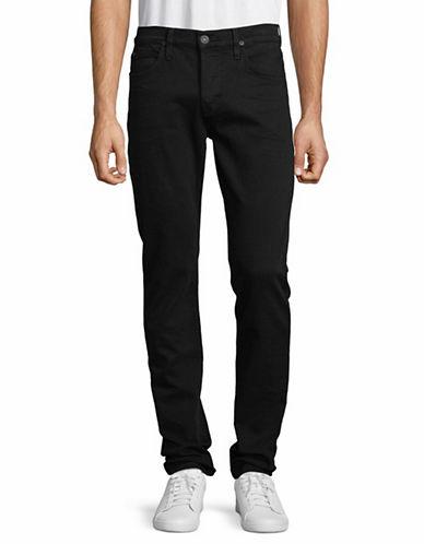 Hudson Jeans AXL Skinny Heron Jeans-BLACK-30