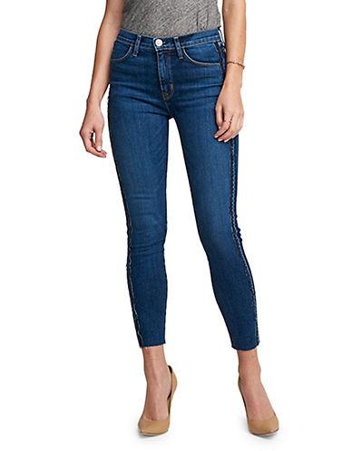 Hudson Jeans Barbara High Waist Skinny Jeans-BLUE-27