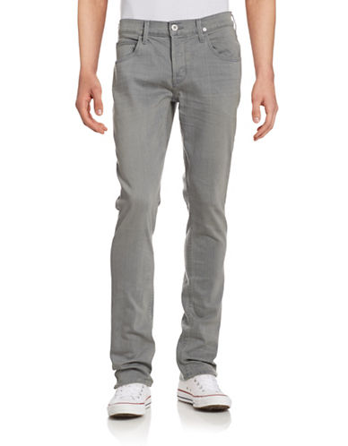 Hudson Jeans Jean Blake Slim-Straight Leg Jeans-BREAKWATER-36X34