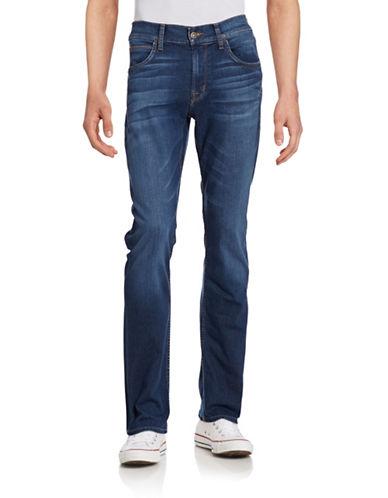 Hudson Jeans Bryon Straight Leg Jeans-NON STOP-29X34