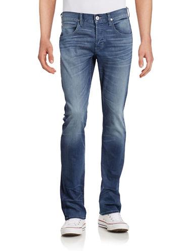 Hudson Jeans Byron Button-Fly Jeans-CAPSIZE-30X34