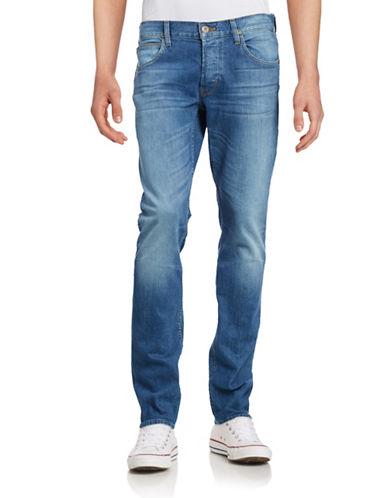 Hudson Jeans Blake Slim Straight Jeans-TURNPIKE-34X34