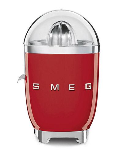 Smeg Retro-Style Citrus Juicer-RED-One Size