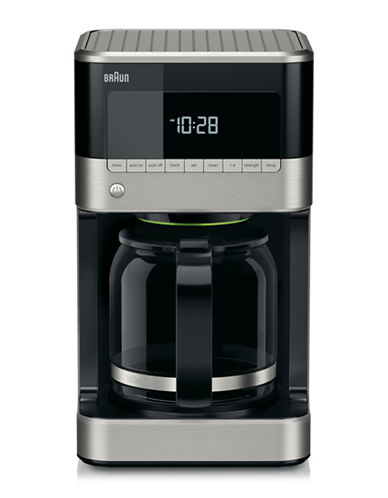 Braun BrewSense Drip Coffee Maker-BLACK-One Size 88291103_BLACK_One Size