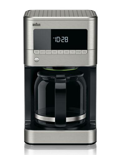 Braun BrewSense Drip Coffee Maker-STAINLESS STEEL-One Size
