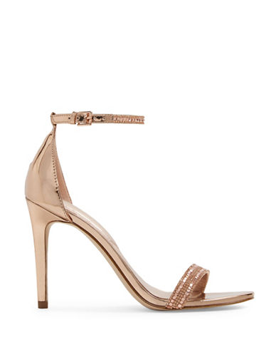 Aldo Ciasa Ankle-Strap Sandals-METALLIC-8.5