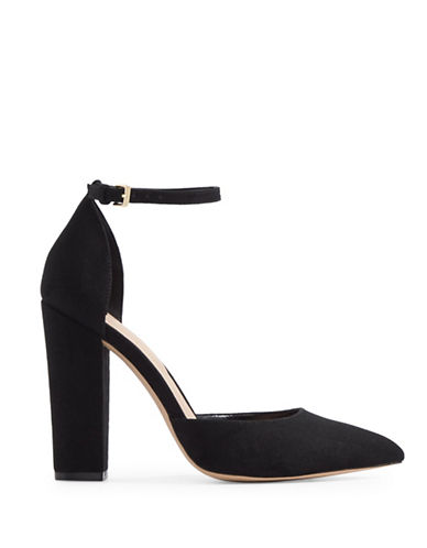 Aldo Nicholes D'Orsay Pumps-BLACK-6.5