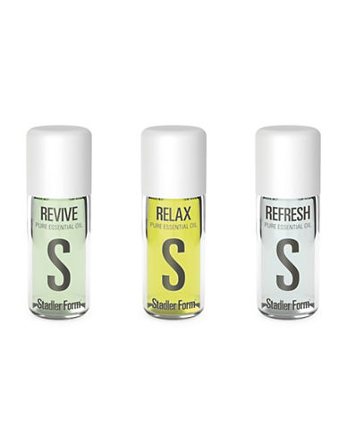 Stadler Form Three Pack Essential Oils-WHITE-One Size