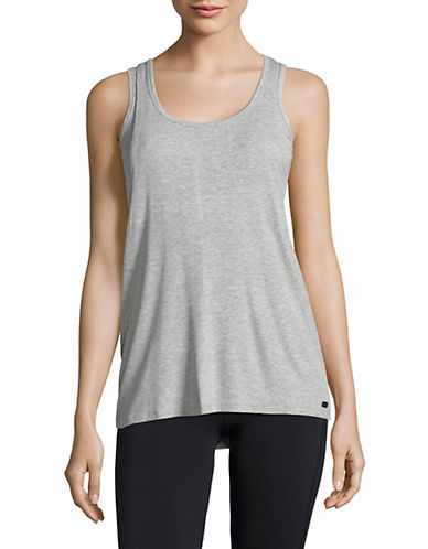 Dkny Layered Tank Top-GREY-X-Large 90073843_GREY_X-Large