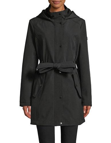 Dkny Softshell Trench Jacket-BLACK-Large 89858388_BLACK_Large