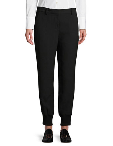Dkny Tailored Track Pants-BLACK-14