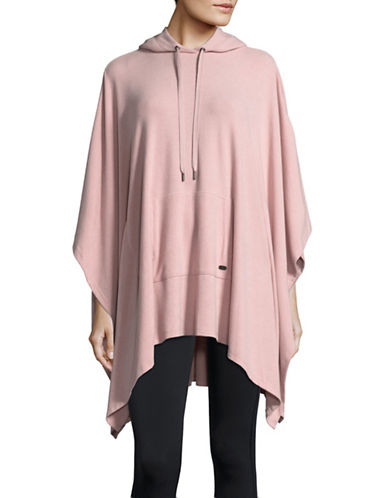 Dkny Hooded Cape-PINK-Small/Medium 89604164_PINK_Small/Medium