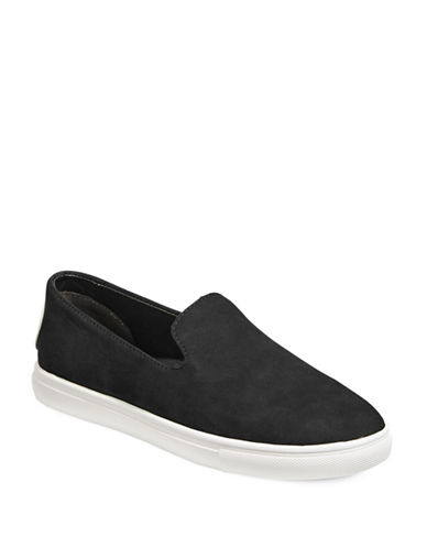 Dkny Jilian Slip-On Sneakers-BLACK-8.5
