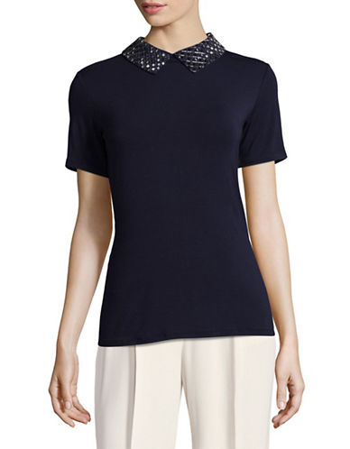 Weekend Max Mara Vadier Top-ULTRAMARINE-Medium