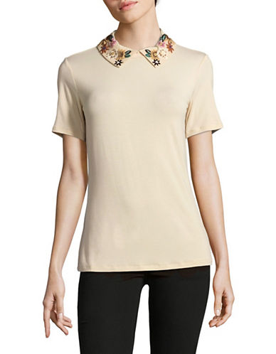 Weekend Max Mara Vadier Top-SAND-Small