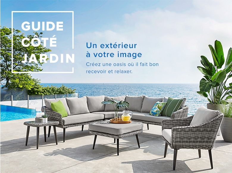 meubles terrasse terrasse meubles et accessoires de. Black Bedroom Furniture Sets. Home Design Ideas