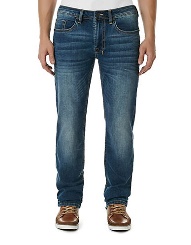 Buffalo David Bitton Driven-X Jeans-INDIGO-31X32