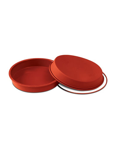 Silikomart Silicone Rotondo Mould-TERRACOTTA-One Size