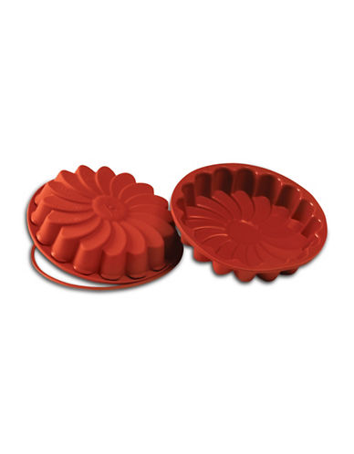 Silikomart Silicone Margherita Mould-TERRACOTTA-One Size