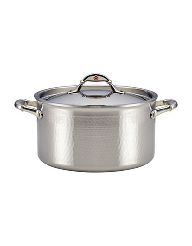 Ruffoni Symphonia Prima Stainless Steel Stockpot-STAINLESS STEEL-One Size