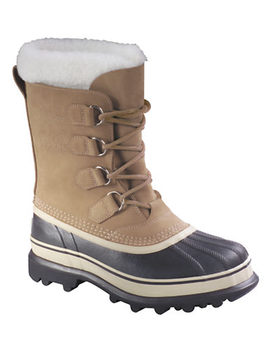 Sorel Caribou-BROWN-8.5