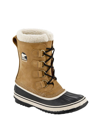 Sorel 1964 Pac 2 Waterproof Boots-BUFF-7.5