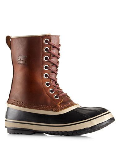 Sorel 1964 Premium Boots-BEIGE-7