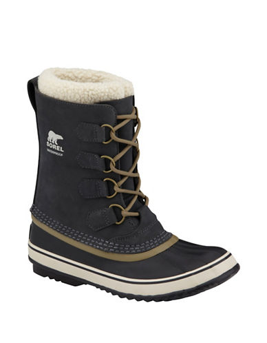 Sorel 1964 PAC 2 Boots-GREY-7.5