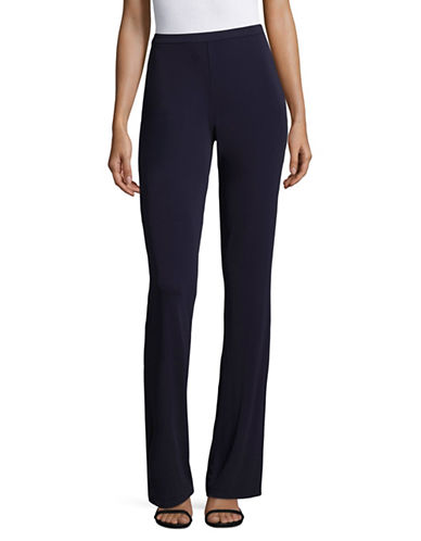 Max Mara Studio Flared Trousers-ULTRAMARINE-Large