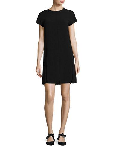 Max Mara Studio Rivalta Dress-BLACK-EUR 42/US 8
