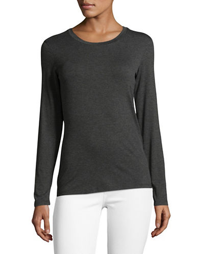 Weekend Max Mara Long-Sleeve Tee-GREEN-X-Small