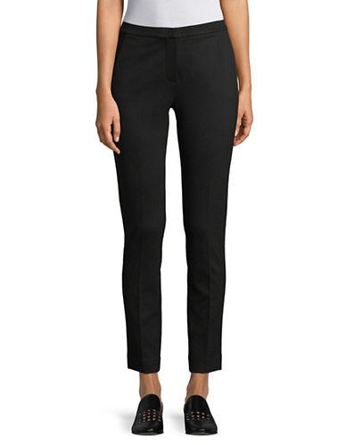 Weekend Max Mara Dodo Jersey Pants-BLACK-Small 89504351_BLACK_Small
