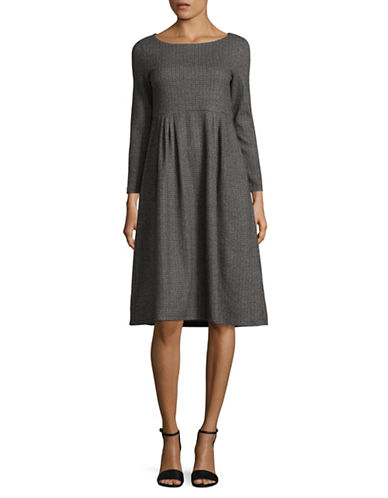 Weekend Max Mara Uguale Jersey Dress-GREEN-Small