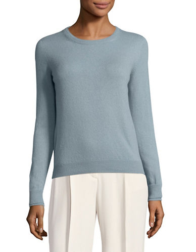 Weekend Max Mara Vacuo Cashmere Sweater-BLUE-X-Small