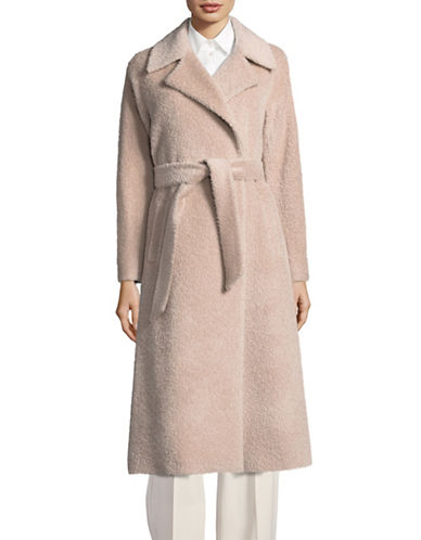 Max Mara Studio Emerson Coat-BROWN-EUR 50/US 16