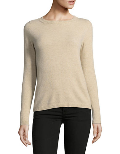 Weekend Max Mara Obbia Wool Sweater-BROWN-X-Large