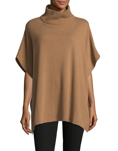 Weekend Max Mara Andreis Cashmere Tunic-BROWN-One Size