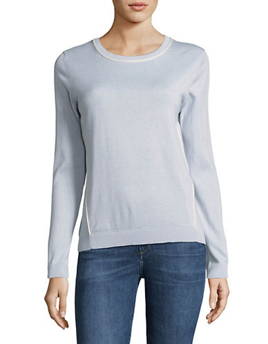 Weekend Max Mara Pagode Silk-Blend Sweater-ICE-Medium