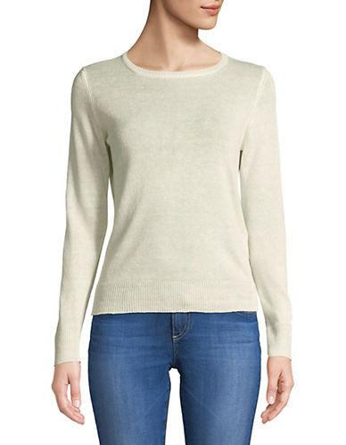 Weekend Max Mara Linen Astor Sweater-BEIGE-Medium 90032852_BEIGE_Medium