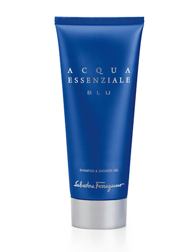 Ferragamo Salvatore Ferragamo Acqua Essenziale Blu Shower Gel-NO COLOUR-185 ml