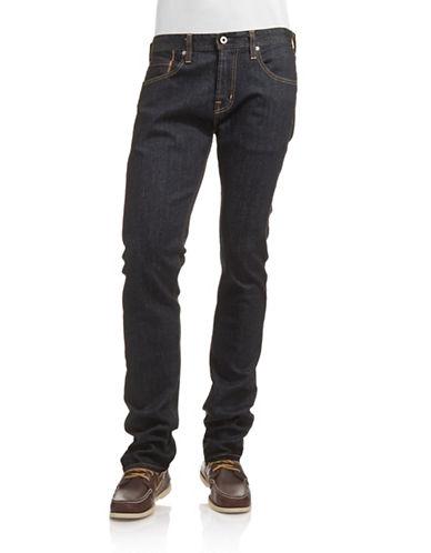 Ag Jeans The Dylan Slim Skinny Jeans-JAK DARK BLUE-33
